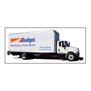 Budget Truck Rentals
