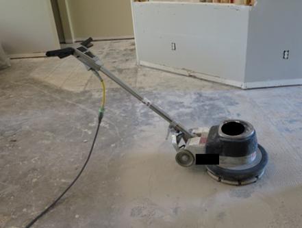 Diamabrush Floor Coating Removal Tool
