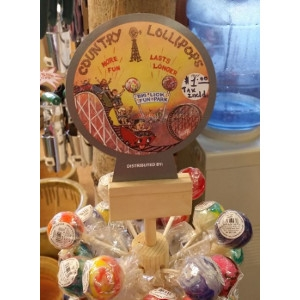 Country Lollipops