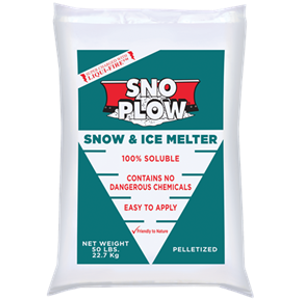 SNO PLOW Snow And Ice Melter 50 Pound