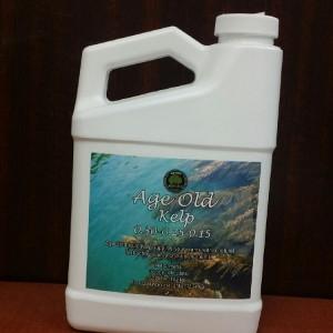 Age Old Liquid Blend Kelp 32 Ounces