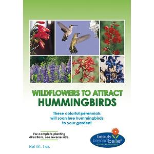 BBB Seeds Hummingbird Wildflower Mix 4oz/ 8oz