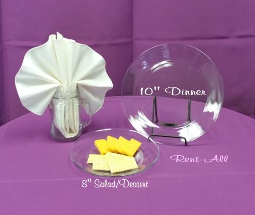 Salad or Dessert Plate 8