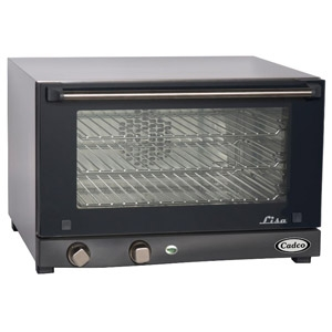Cadco® Medium-duty Manual Convection Oven