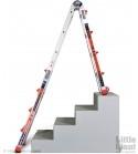Little GiantArticulating Aluminum Ladder