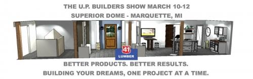 U.P. Builders Show