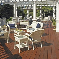 Exterior Stains and Varnishes