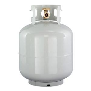 We refill propane