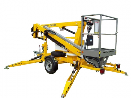 Nifty Lift TM34T Towable Boom Lift