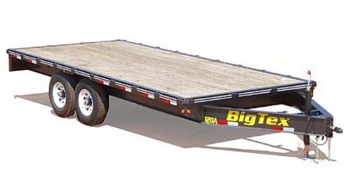 Trailer Flat-Bed 8'x12'