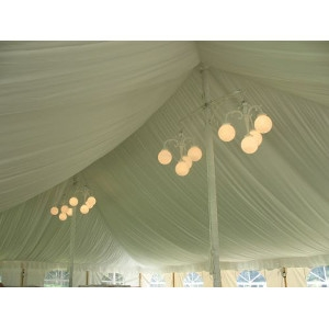 Tent Lighting, Caf