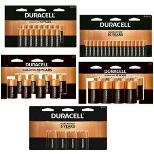 $12.99 Your Choice Duracell® Batteries