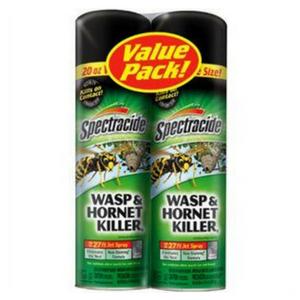 $3.97 Spectracide® Aerosol Wasp & Hornet Killer