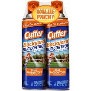 $7.97 for Cutter Backyard Fogger
