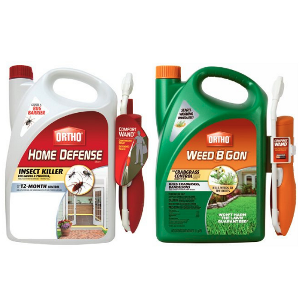 $9.99 for Ortho Home Defense or Ortho Weed-B-Gon