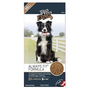 $16.99 for Pet Expert Dry Dog Food