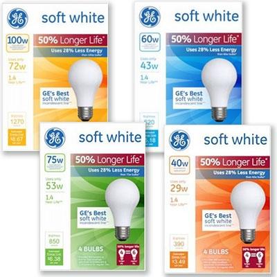 $4.99 for 4 pk. Halogen Light Bulbs