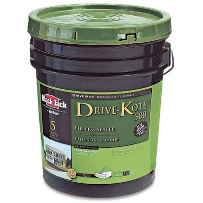 $19.99 for Black Jack Driveway Sealer