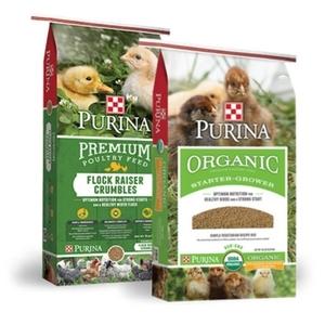 $2 off Organic Starter-Grower or Flock Raiser