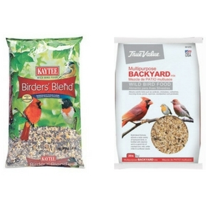 $4.99 for Select Birdseed