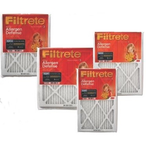 $9.99 Filtrete Allergen Defense Filters