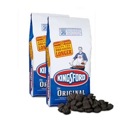 $12.99 for Kingsford Charcoal Briquettes 2-Pk