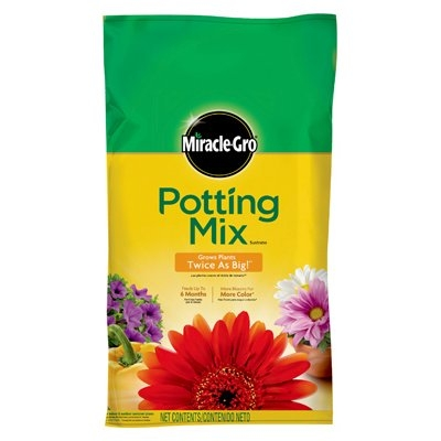 $7.99 for Miracle-Gro 1 cu ft. Potting Mix