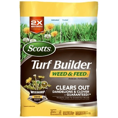 $19.99 for Scotts Turf Builder Weed & Feed