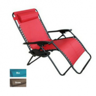 $49.99 Four Seasons Courtyard Zero Gravity Chair