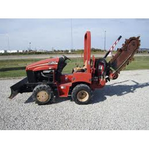 Trencher, Riding, Ditch Witch RT40