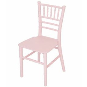 Atlas Chairs and Tables Children's Pink Chiavari Chair
