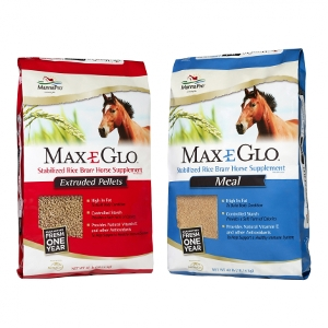 Max-E-Glo® Rice Stabilized Bran 40lb $19.99