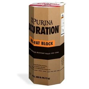 Accuration Hi - Fat Block