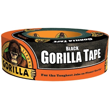 Black Gorilla Tape, 1.88 inch x 35 yards