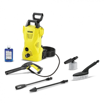 Karcher 1600psi Pressure Washer w/ Car Care Kit