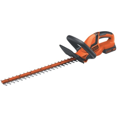 Black+Decker Cordless Lightweight Hedge Trimmer