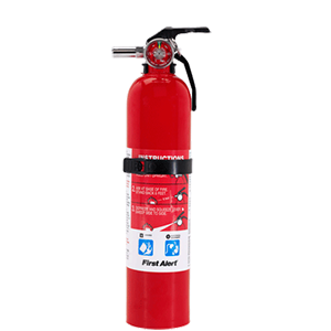 First Alert GARAGE Fire Extinguisher, 2.5 lbs.