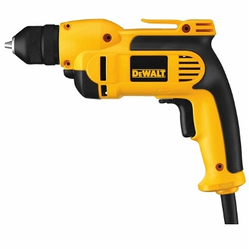 DeWalt Pistol Grip Drill with Keyless Chuck