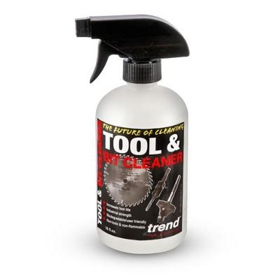 Tool & Bit Cleaner, 18 fl oz.