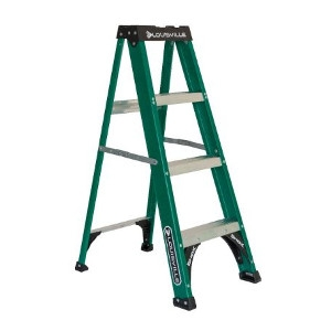 Louisville 4' Commercial Step Ladder