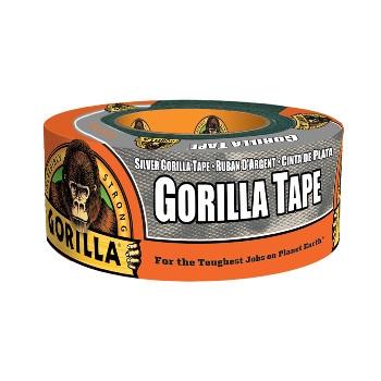 Silver Gorilla Tape, 35yd