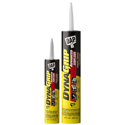 DynaGrip® Advanced Subfloor and Deck Construction Adhesive