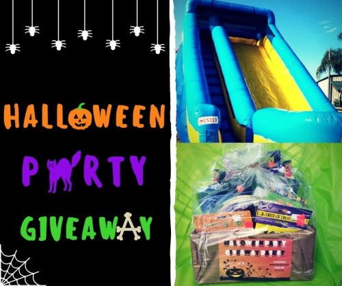 Halloween Party Giveaway