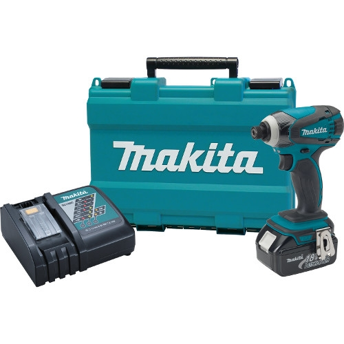 $119.00 For Lithium‑Ion Cordless Impact Driver Kit