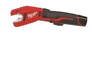 $149.00 for Milwaukee Series Cordless Tube Cutters