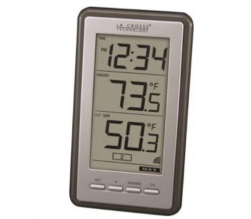$18.95 for La Crosse Wireless Weather Station