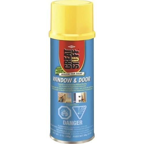 Great Stuff Spray Foam for $4.89