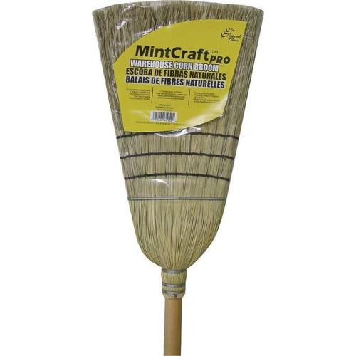 $9.99 for MINTCRAFT Heavy Duty Warehouse Broom