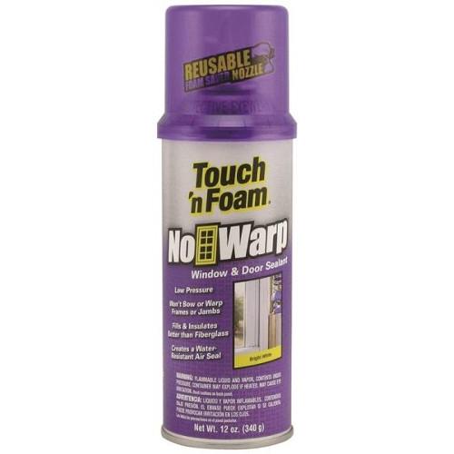 $6.99 for Touch N Foam No Warp Insulating Foam