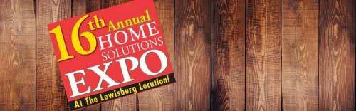Join Us For Our 16th Annual Home Solution Expo
